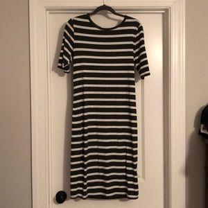 Like New, LuLaRoe Julia Dress, size L
